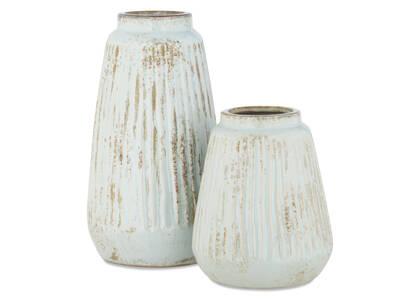 Damali Vases White
