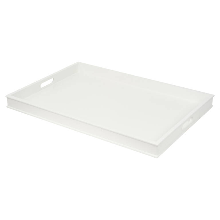 Montreal Tray Large-White