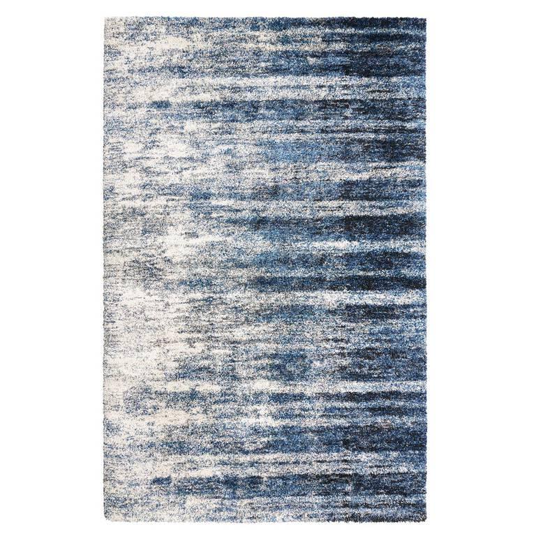Tapis Levine 63x90 bleu