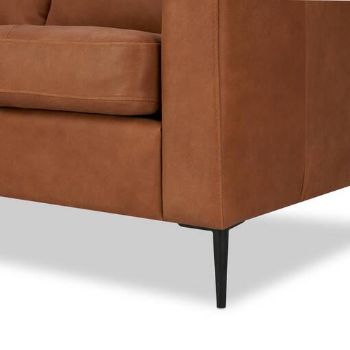 Astonishing Lucca Leather Sofa Attica Cinnamon Alphanode Cool Chair Designs And Ideas Alphanodeonline