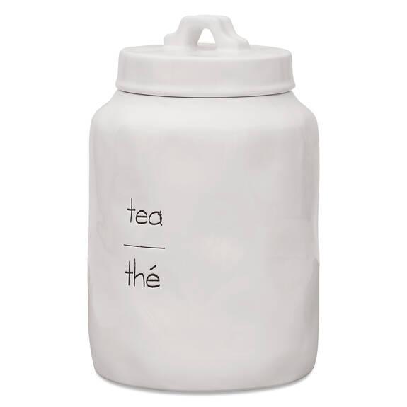 Demi Tea Canister