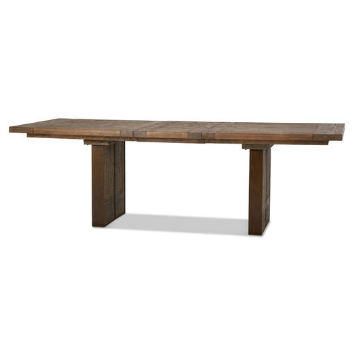 Table rectangulaire Mandalay -Dune brun