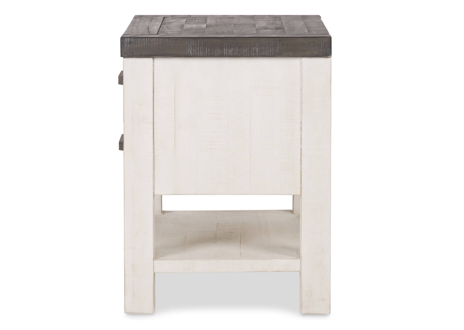 Table de chevet Fairmont -Meyer colombe