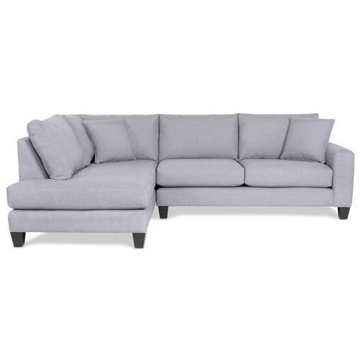 Canapé modulaire Bronx -Tony gris