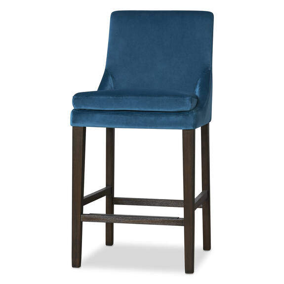 Montana Counter Stool -Lauryn Teal