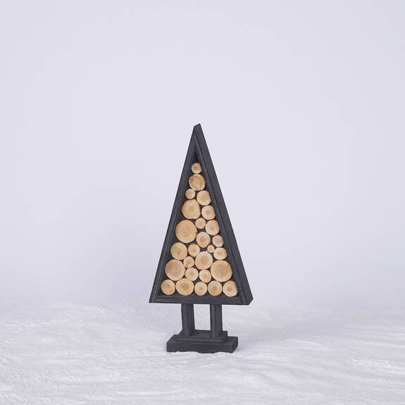 Banff Tree Decor Small Cobble