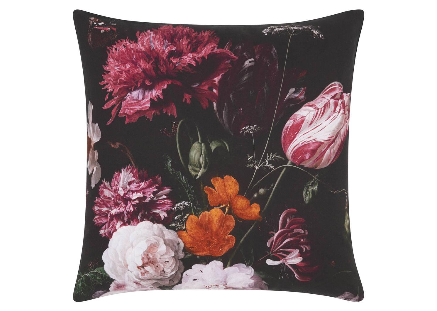 Coussin floral Delft 20x20