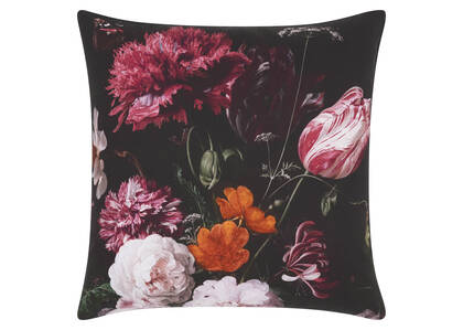Delft Floral Toss 20x20