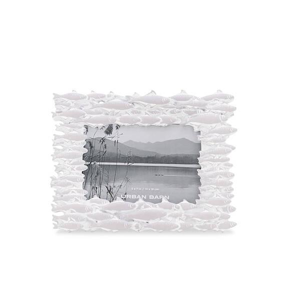 Poisson Frame 5x7 Grey