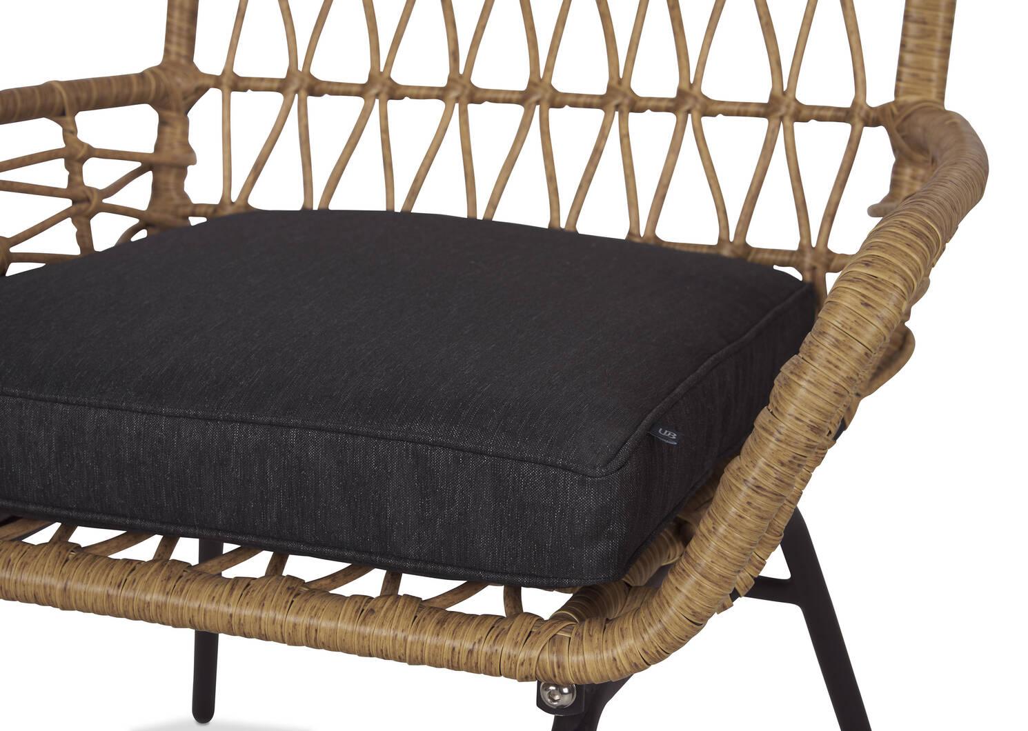 Wren Chair Natural -Ari Carbon
