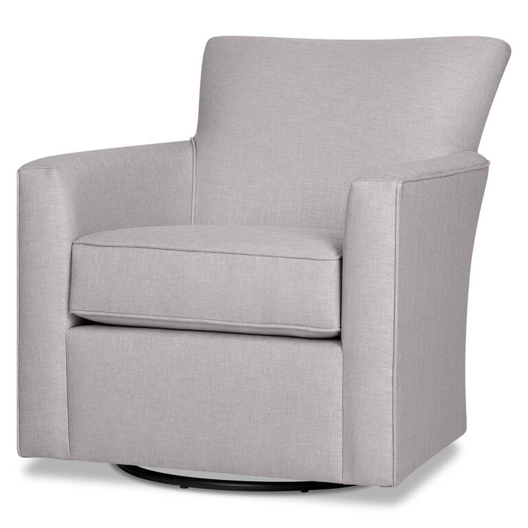 Devon Custom Swivel Chair