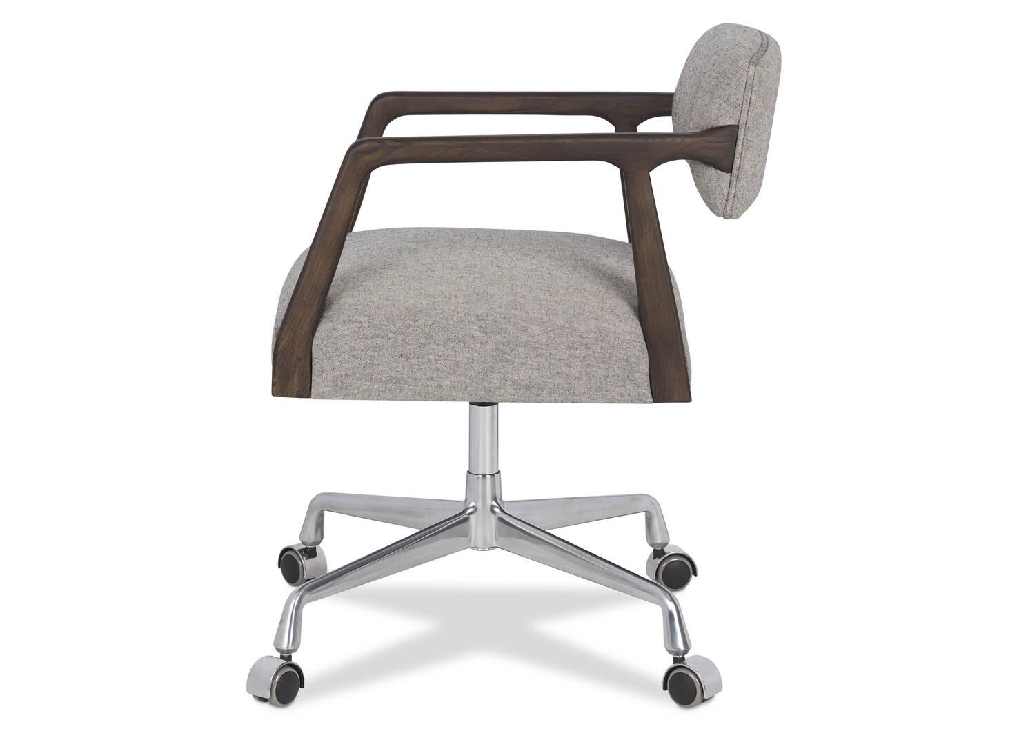 Tye Task Chair -Yvon Pebble