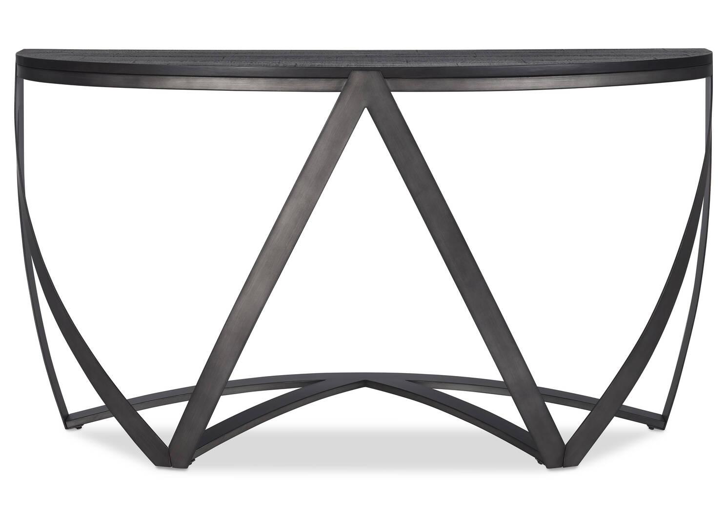 Table console Argyle -Reviv charbon