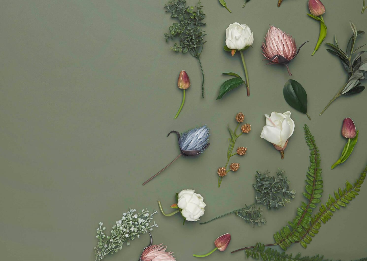 Bouquet de fougères Valerie