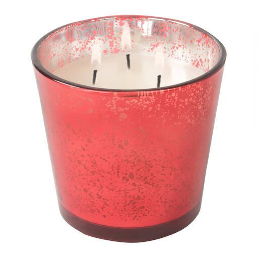 Bougie vanillée Merk rouge