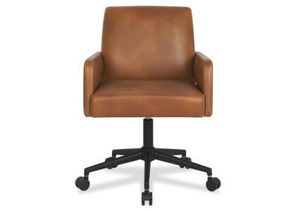 Roland Task Chair -Saxton Rum