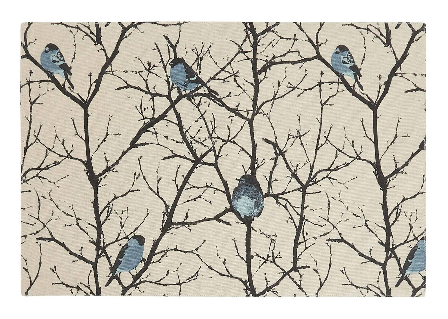 Bullfinch Placemat Dune/Willow