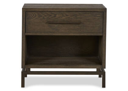 Aiden Nightstand 26 -Delano Sable