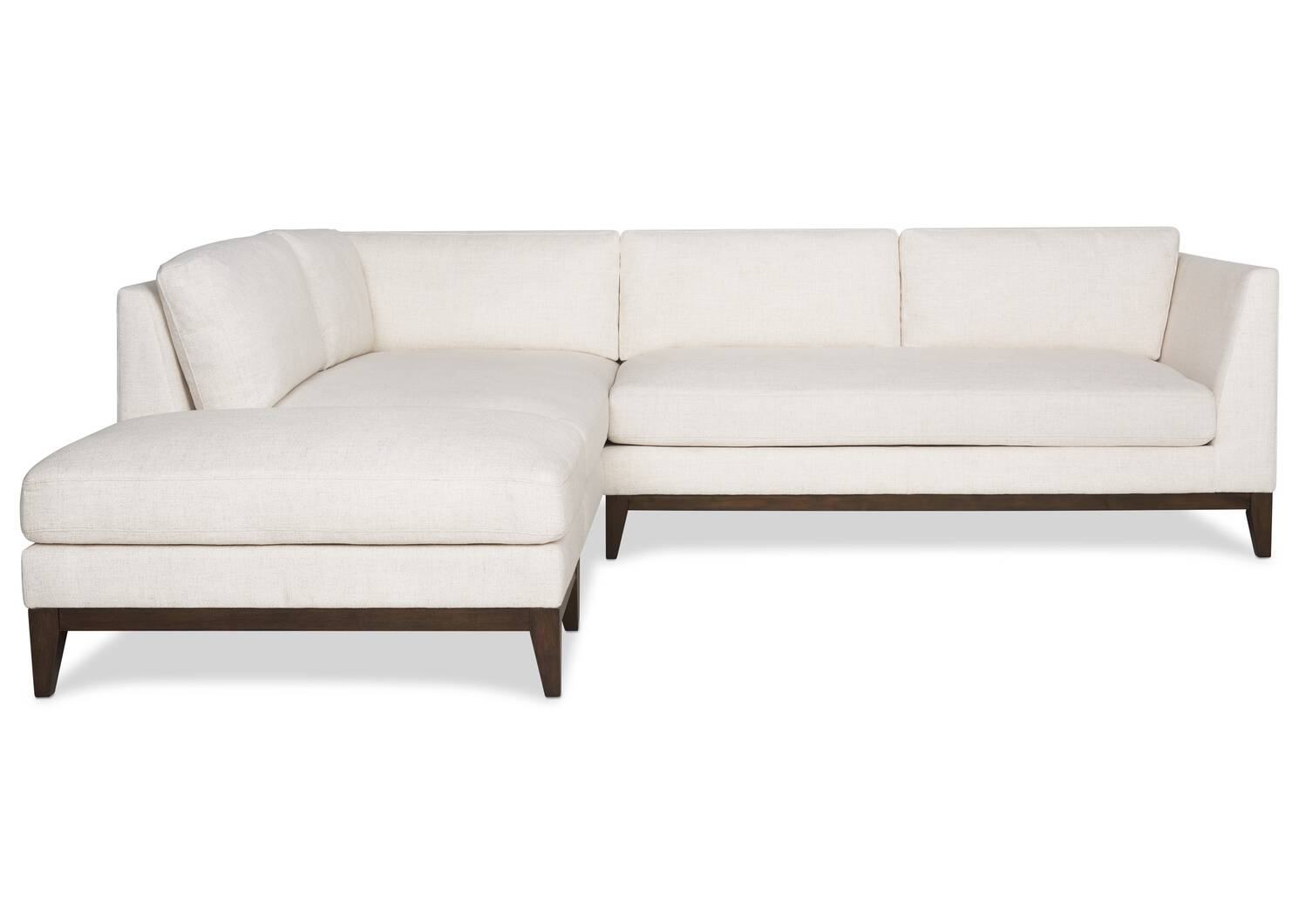 Hartley Sectional -Zeile Flax, LCF