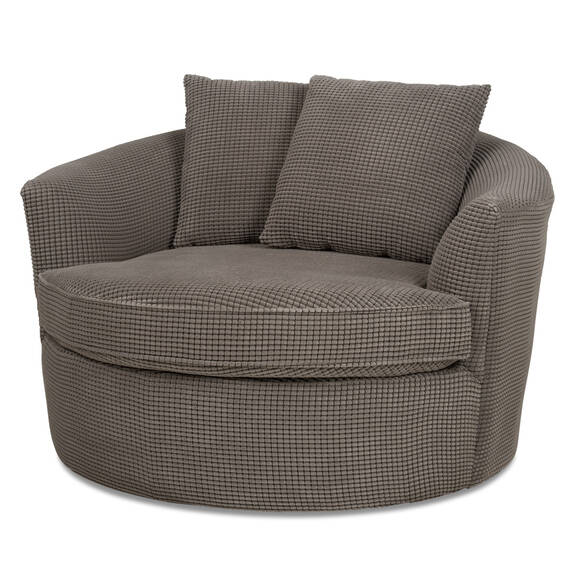 Globe Chair -Bumps Charcoal
