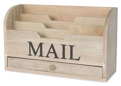 Vintage Mail File