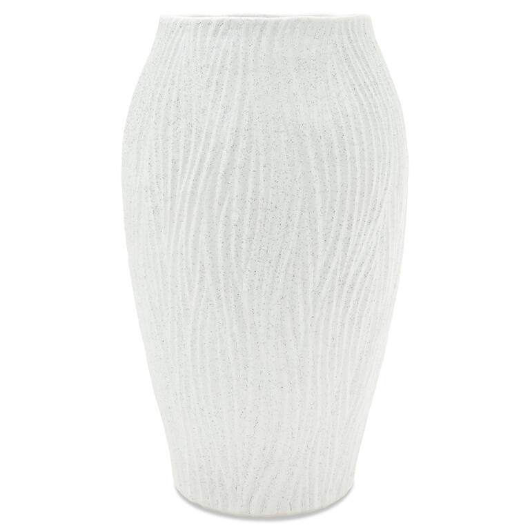 Gianna Vase Large White