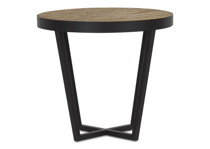 Orsen Side Table -Aspen Oak
