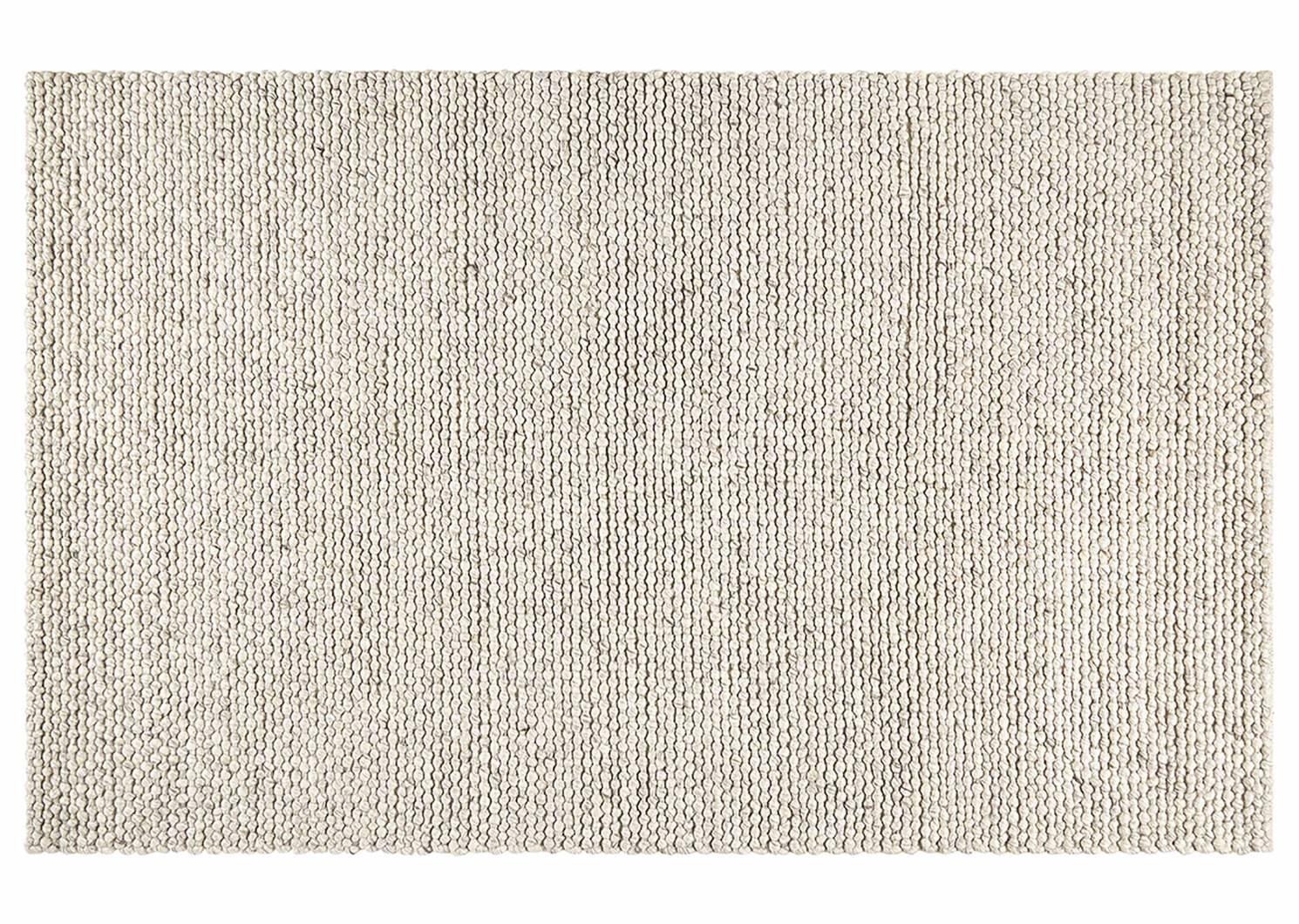 Tapis Victor 96x120 naturel/beige