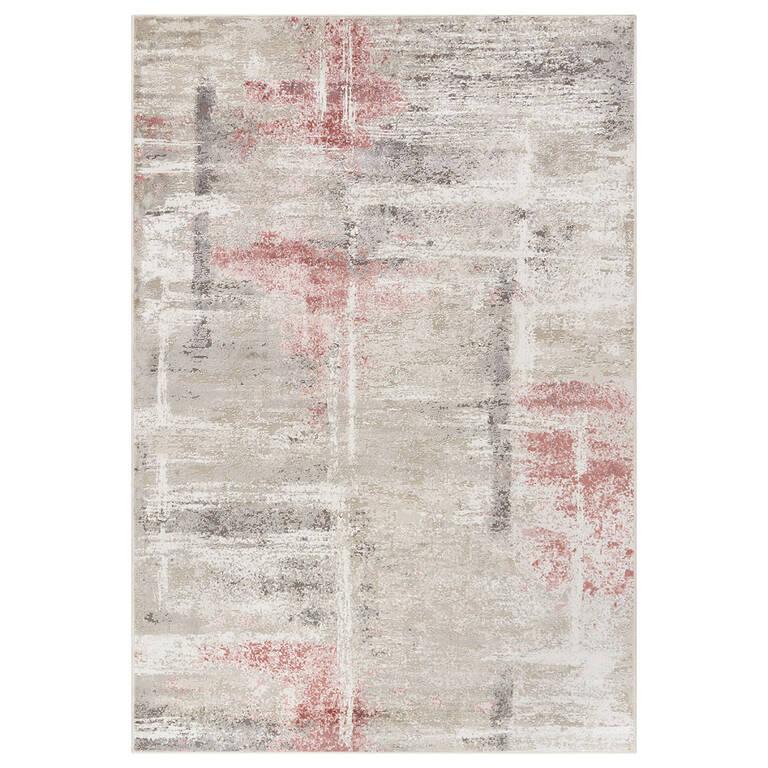Clermont Rug - Blush/Grey/Ivory