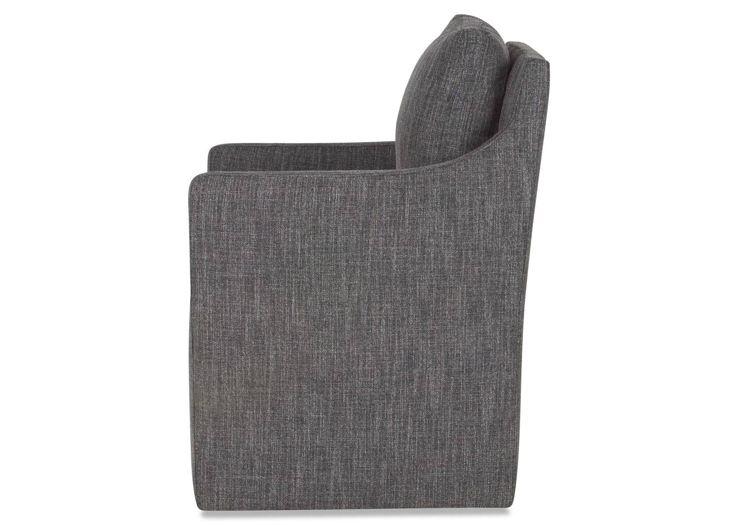 Armand Host Chair -Lund Charcoal