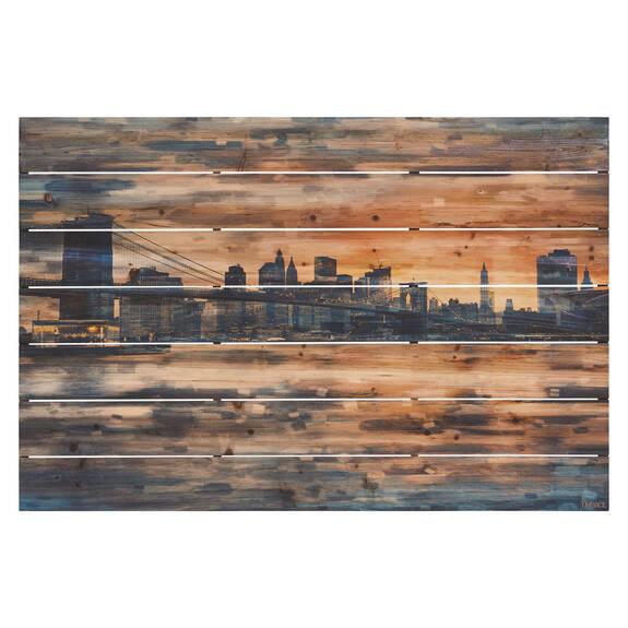 Tableau Cityline (vue urbaine)
