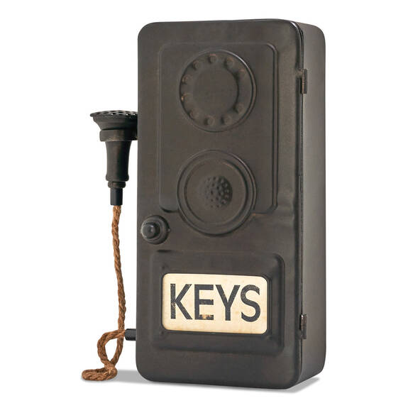 Nostalgic Phone Key Box