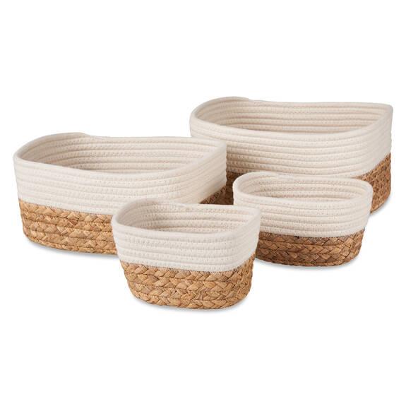 Paola Basket Set Natural