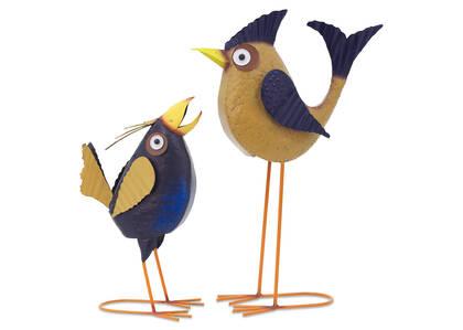 Oiseaux décoratifs Benny