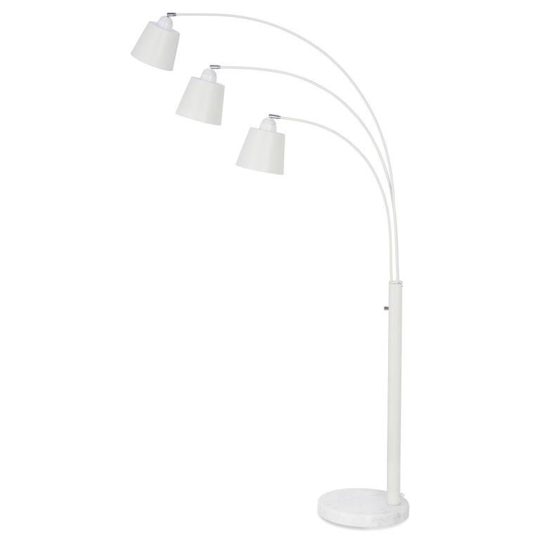 Oliver Floor Lamp White
