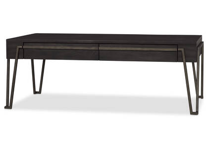 Edgemont Coffee Table -Farah Smoke