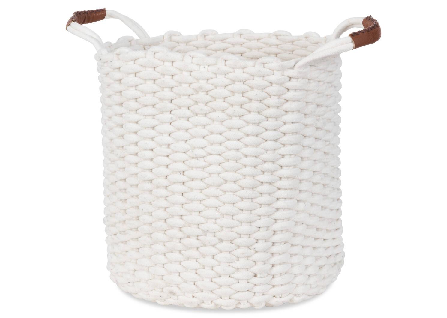 Corde Laundry Basket Natural