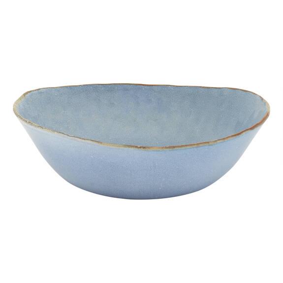 Crofton Serving Bowl Blue