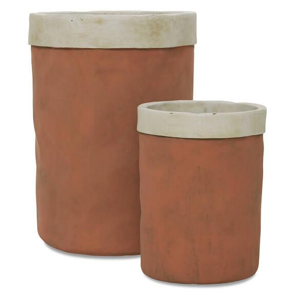 Cache-pots Kason -floraison