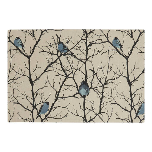 Bullfinch Placemat Dune/Willow