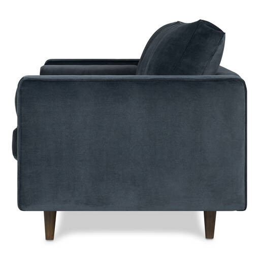 Reynolds Sofa -Gala Steel