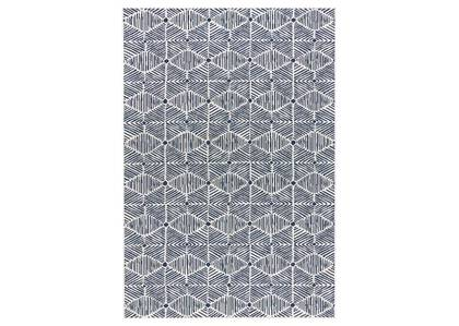 Matira Rug - Diamond Atlantic/Ivory