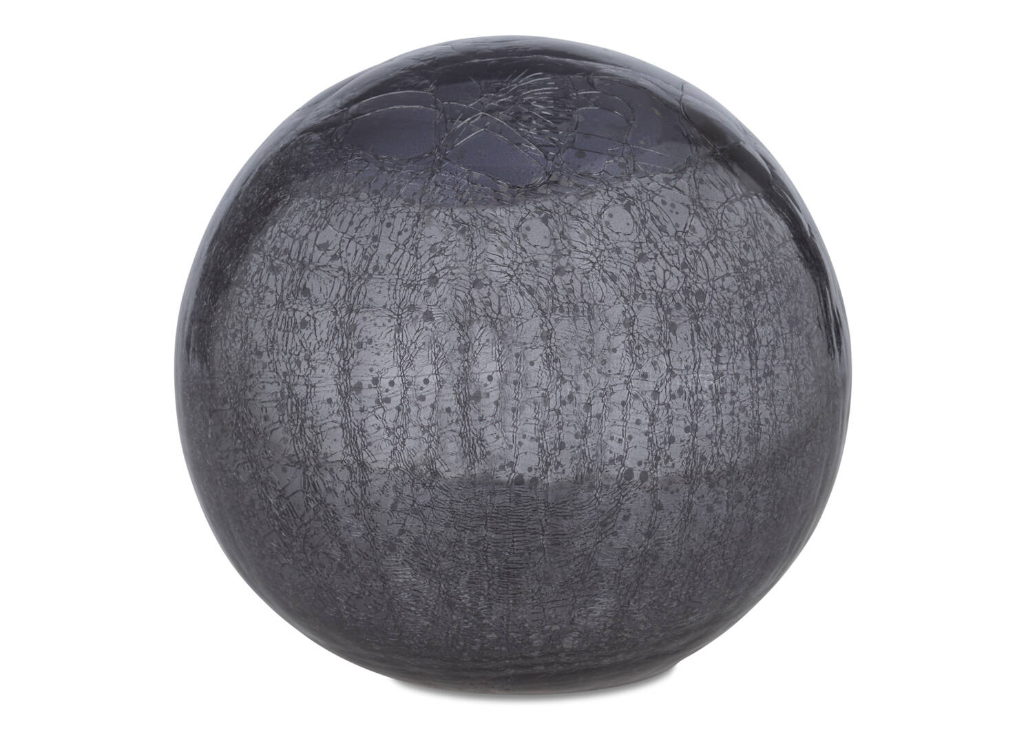 Grande boule déc. Donatella charbon