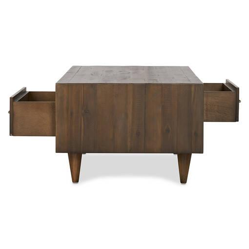 Asher Coffee Table -Mac Brown