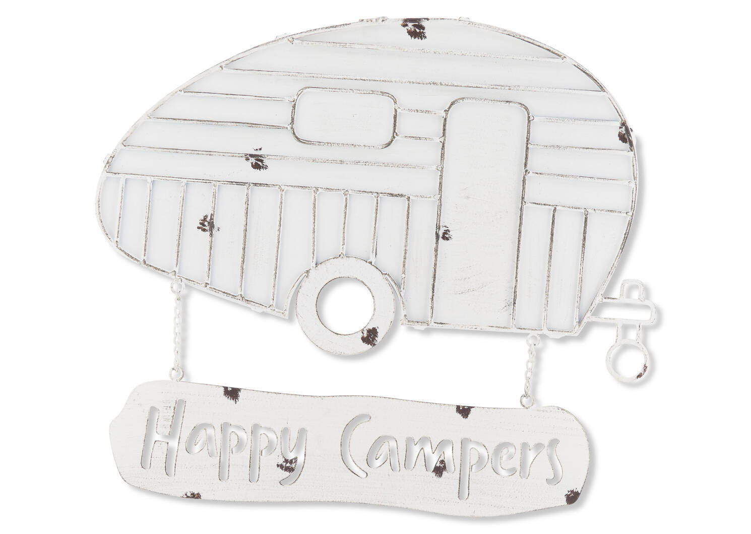 Happy Campers Wall Décor