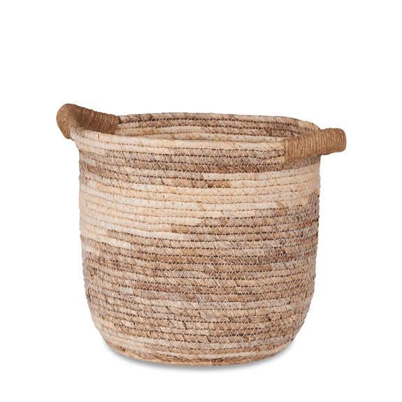 Isidora Basket Small Seagrass
