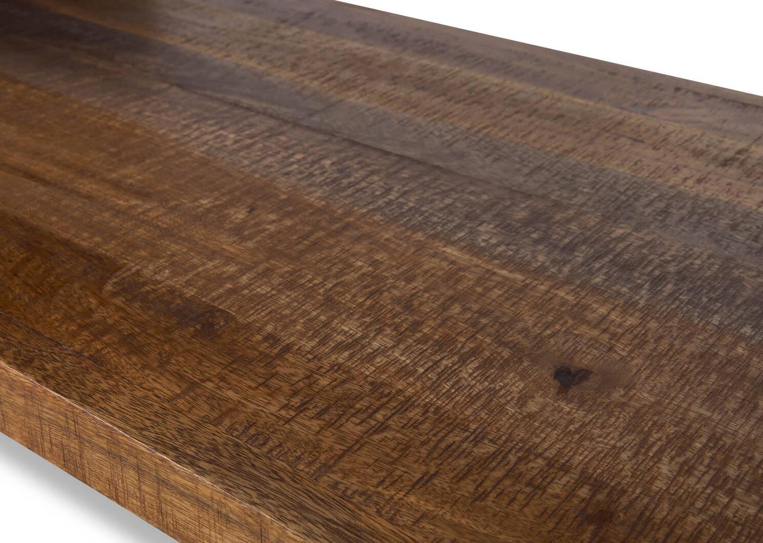 Soria Coffee Table -Crue Copper
