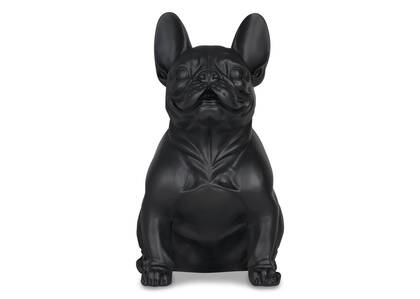 Ripley French Bulldog Statue Black