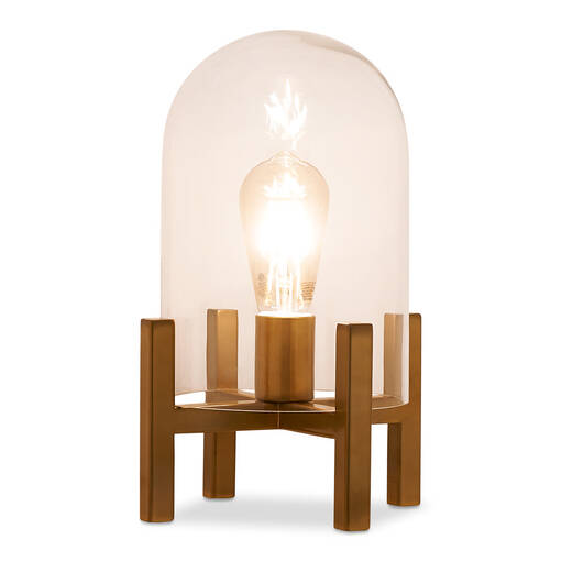 Edwin Table Lamp Brass