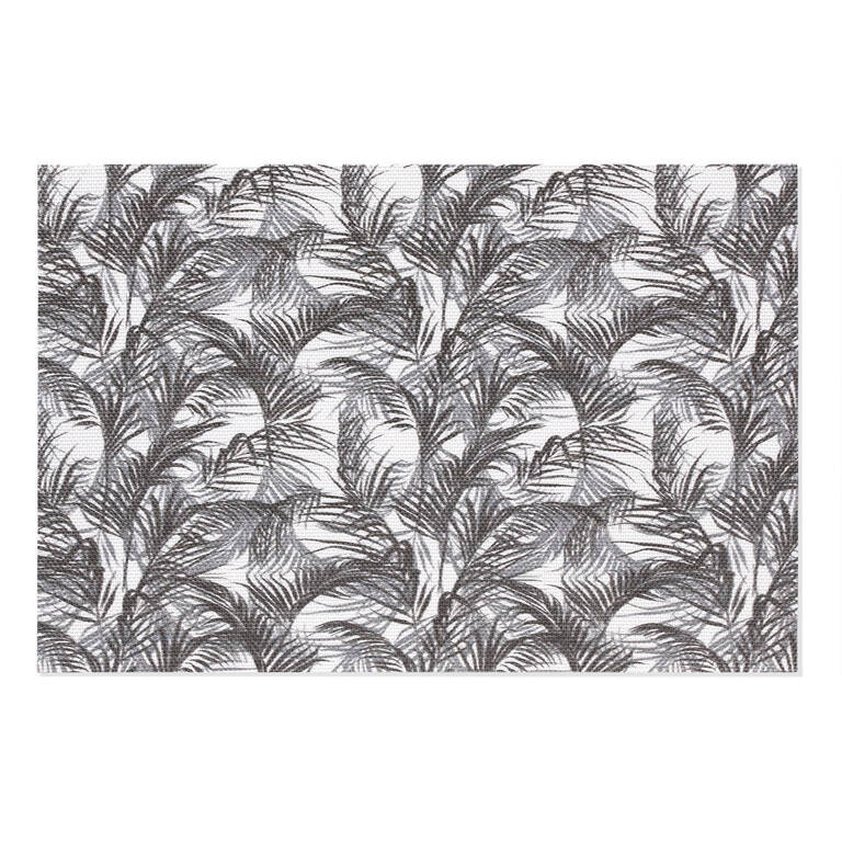 Fern Placemat White/Grey